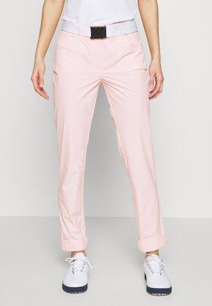 CROSBY PANT - Pantalon classique - barley pink