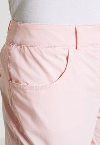 Colmar - CROSBY PANT - Kalhoty - barley pink - 3