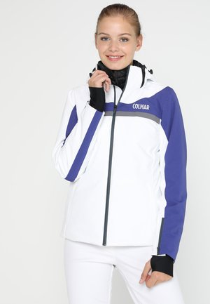 LADIES INSULATED JACKET - Skijakke - white