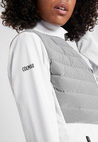 Colmar - BLOSSOM - Dunjakker - steel/white - 4