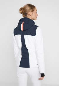 Colmar - Skidjacka - white/blue/black
