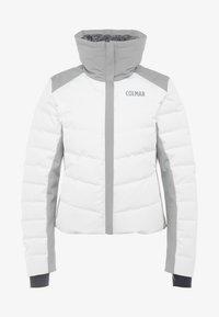 Colmar - Skidjacka - white/greystone - 11