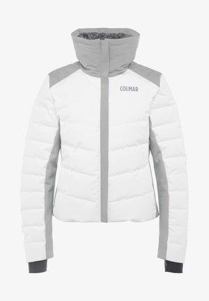 Skidjacka - white/greystone