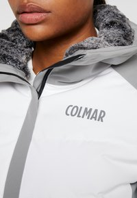 Colmar - Skidjacka - white/greystone - 12