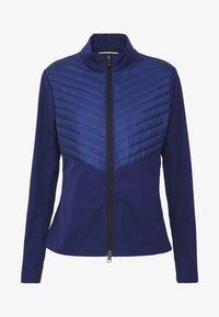 Colmar - ULTRASONIC - Softshell jakker - prussian blue - 3