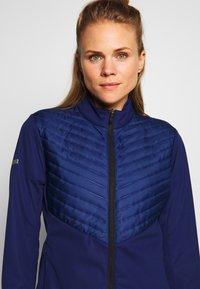 Colmar - ULTRASONIC - Softshell jakker - prussian blue - 4