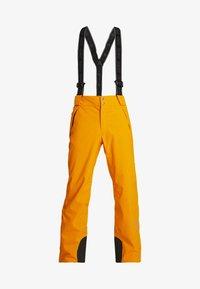 Colmar - MENS INSULATED PANTS - Skibukser - orange pop - 5