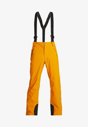 MENS INSULATED PANTS - Pantalon de ski - orange pop