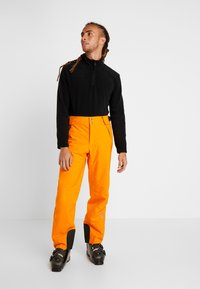 Colmar - MENS INSULATED PANTS - Skibukser - orange pop - 3