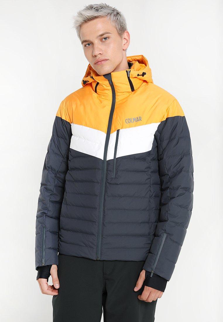 Colmar - MENS JACKET - Skidjacka - grey/orange