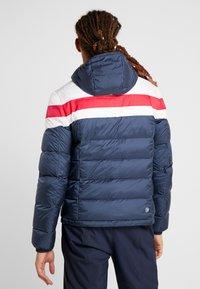 Colmar - Skijacke - blue black/white/brigt red - 2