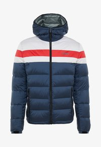 Colmar - Skijacke - blue black/white/brigt red - 5