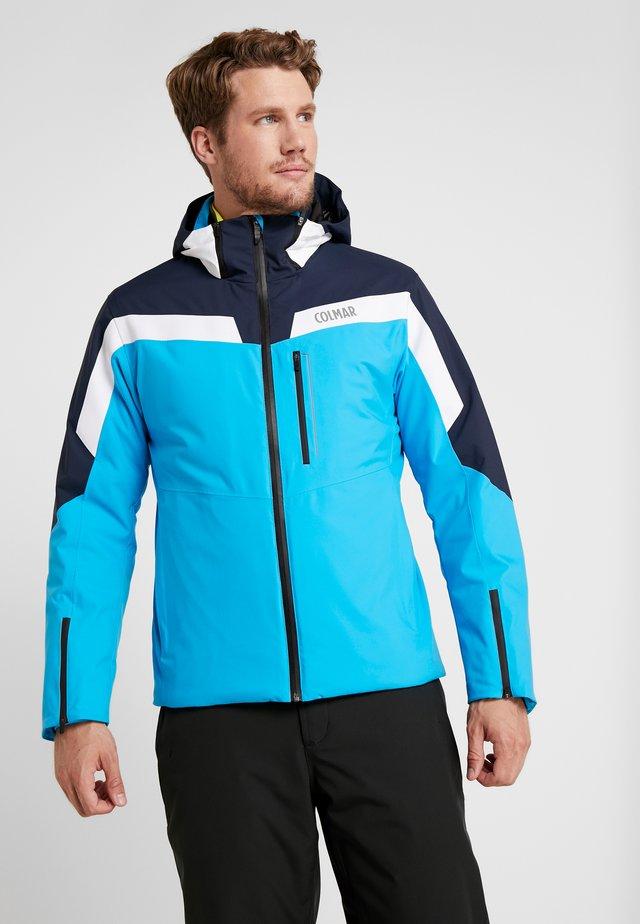 Lyžařská bunda - mirage/blue/black/white