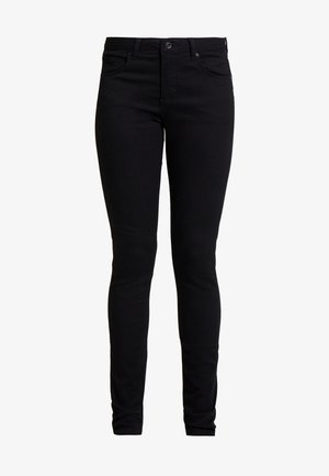 LANG - Jeansy Skinny Fit - black