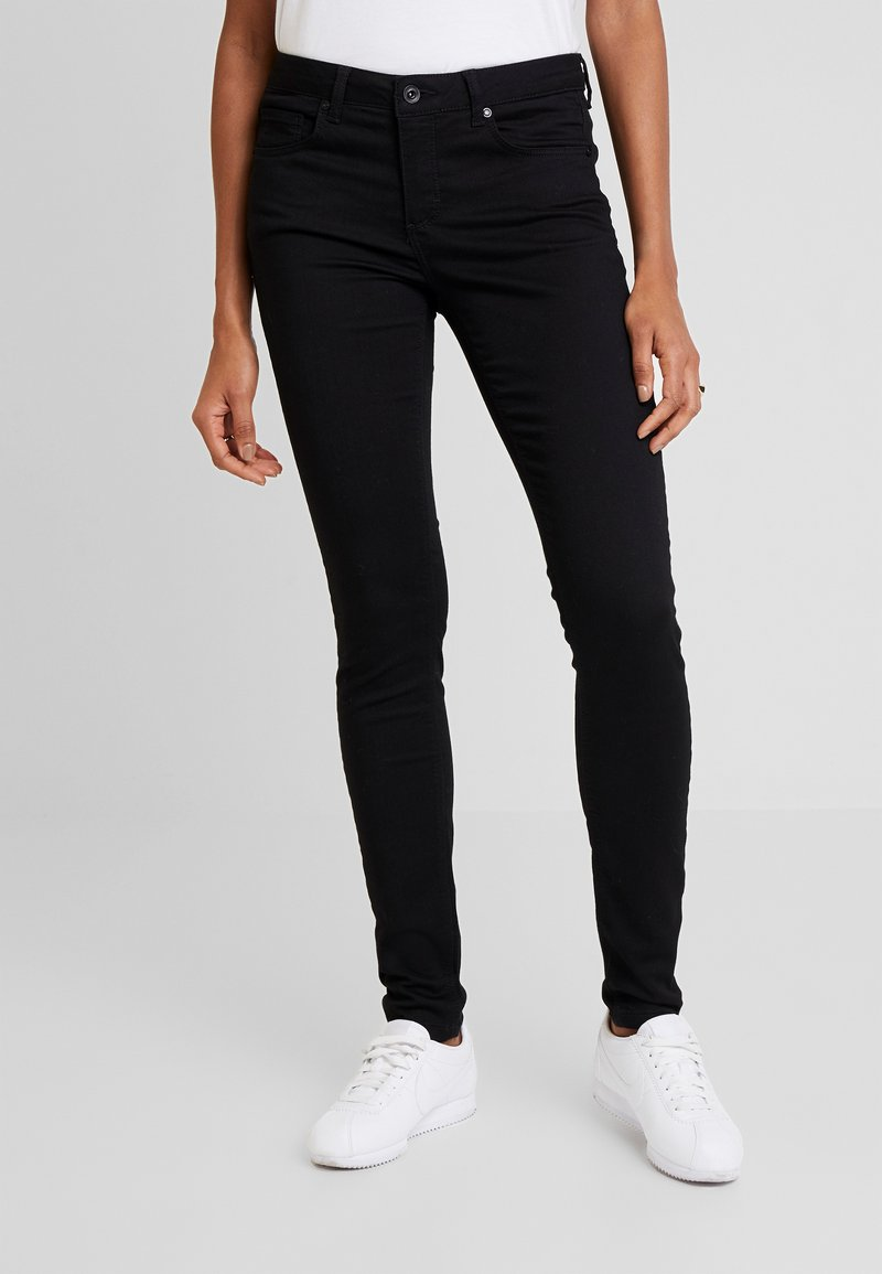 Cartoon - LANG - Jeansy Skinny Fit - black
