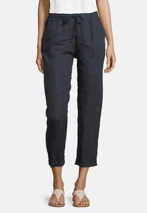 UNIFARBEN - Trousers - dunkelblau