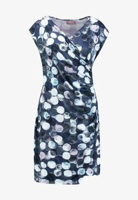 Cartoon - Vestito di maglina - dark blue/grey - 5