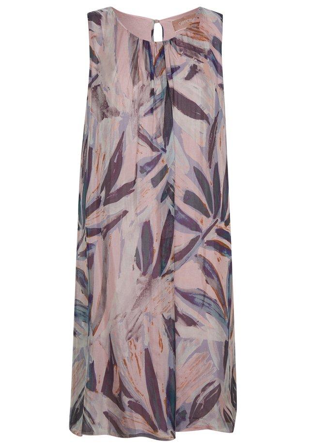 KLEID KURZ - Day dress - purple/rosé