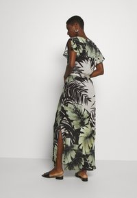 Cartoon - Maxi-jurk - white/green - 2