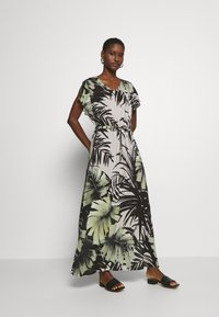 Cartoon - Maxi-jurk - white/green - 1