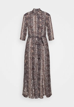 Maxi šaty - grey/brown