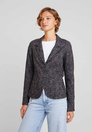 Blazer - black/grey