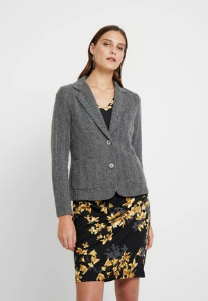 JACKEN - Blazer - grey/cream