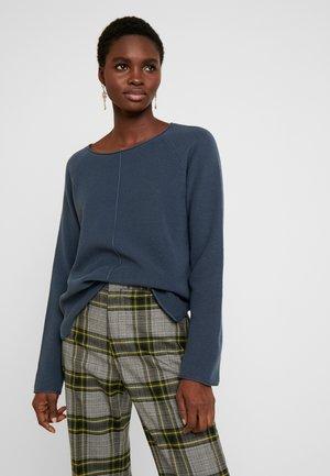 Sweter - smoke blue