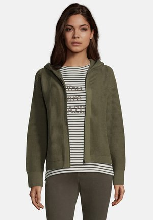 Cardigan - dark green
