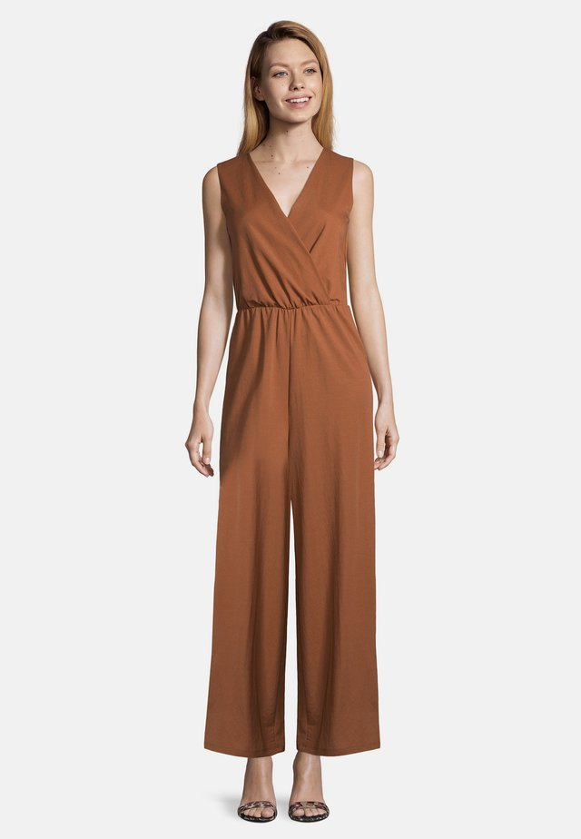 OVERALL - Jumpsuit - rawhide