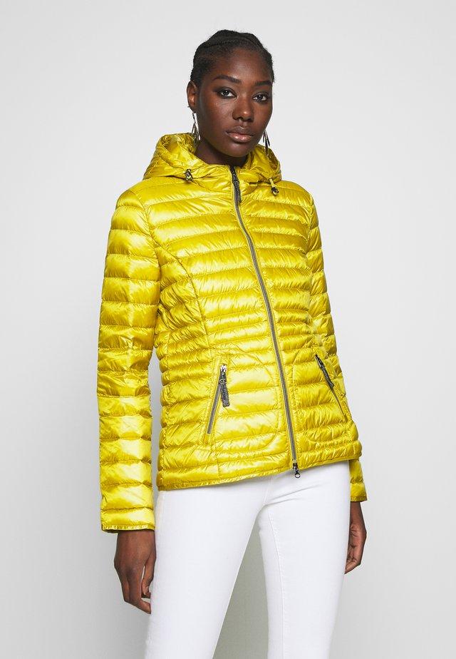 Doudoune - vibrant yellow