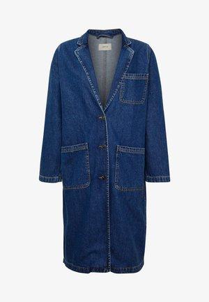 Manteau classique - dark blue denim