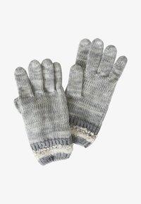 Cartoon - MIT SCHMUCKSTEINEN - Gloves - blue/white - 1