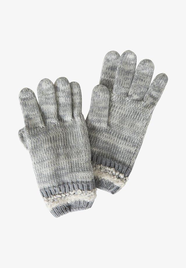MIT SCHMUCKSTEINEN - Fingerhandschuh - blue/white
