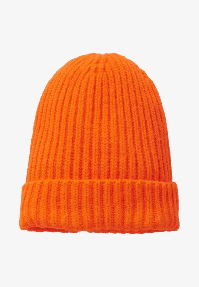 Mütze - nasturtium