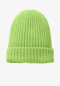 Cartoon - Beanie - lime - 1