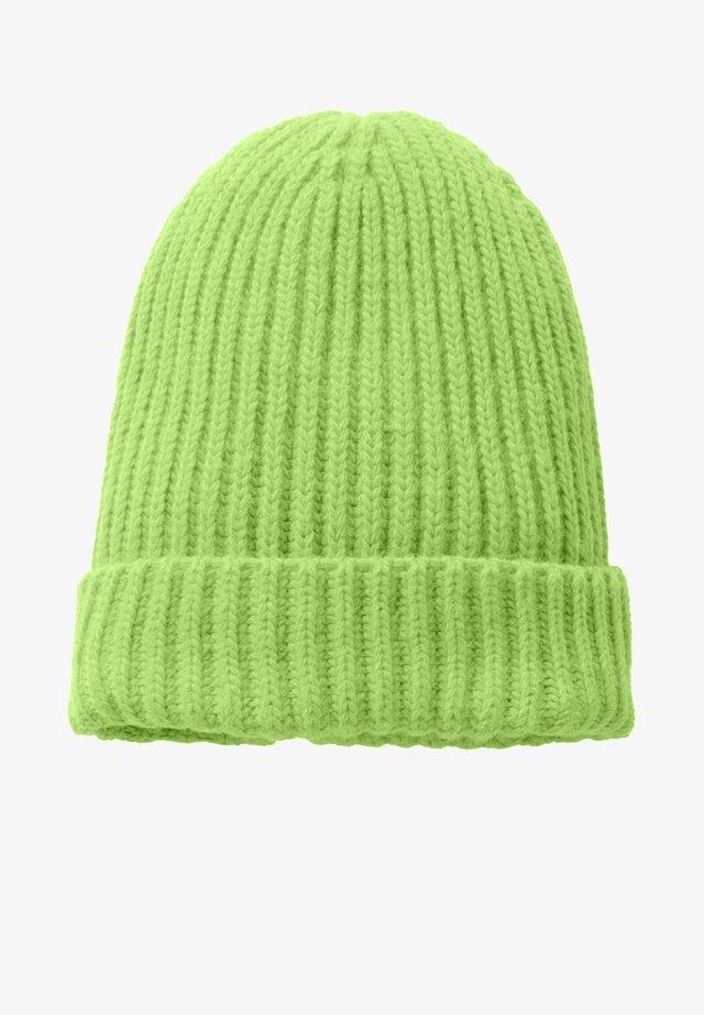 Mütze - lime