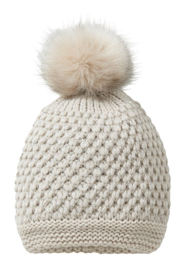 Mütze - beige
