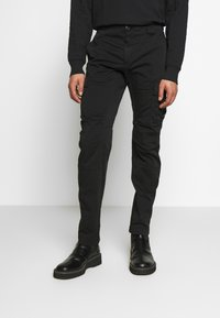 C.P. Company - Cargo trousers - black - 0
