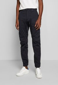 C.P. Company - TROUSERS - Trousers - navy - 0