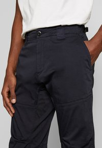 C.P. Company - TROUSERS - Trousers - navy - 3