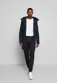 C.P. Company - TROUSERS - Trousers - navy - 1