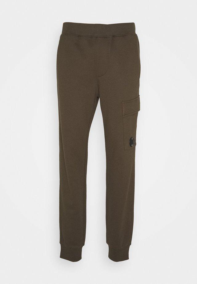 Teplákové kalhoty - ivy green