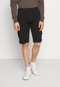 C.P. Company - BERMUDA - Shorts - black - 0