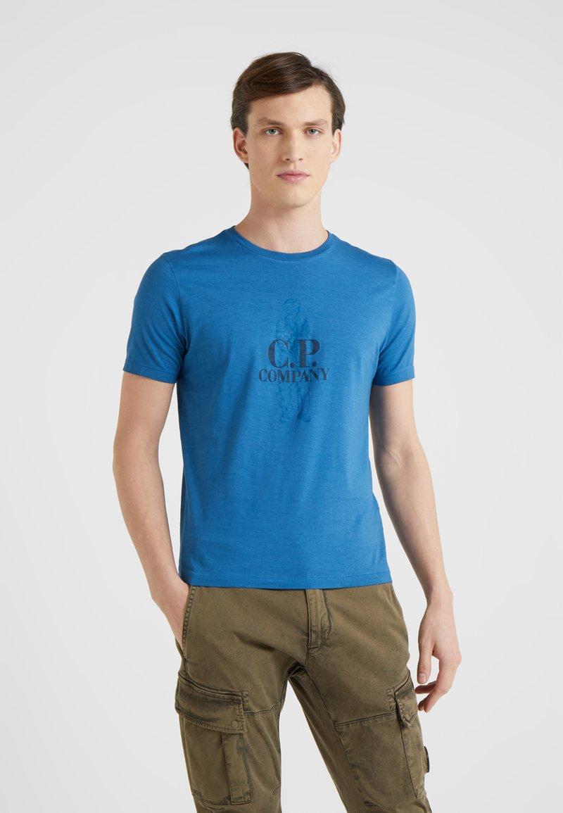 C.P. Company - T-shirt print - blue