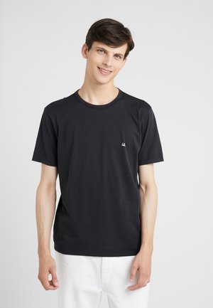 SMALL LOGO SHORT SLEEVE - T-shirt basic - black