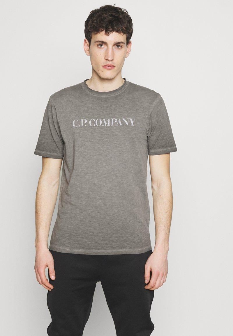 C.P. Company - Print T-shirt - black