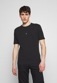 C.P. Company - Basic T-shirt - black - 0