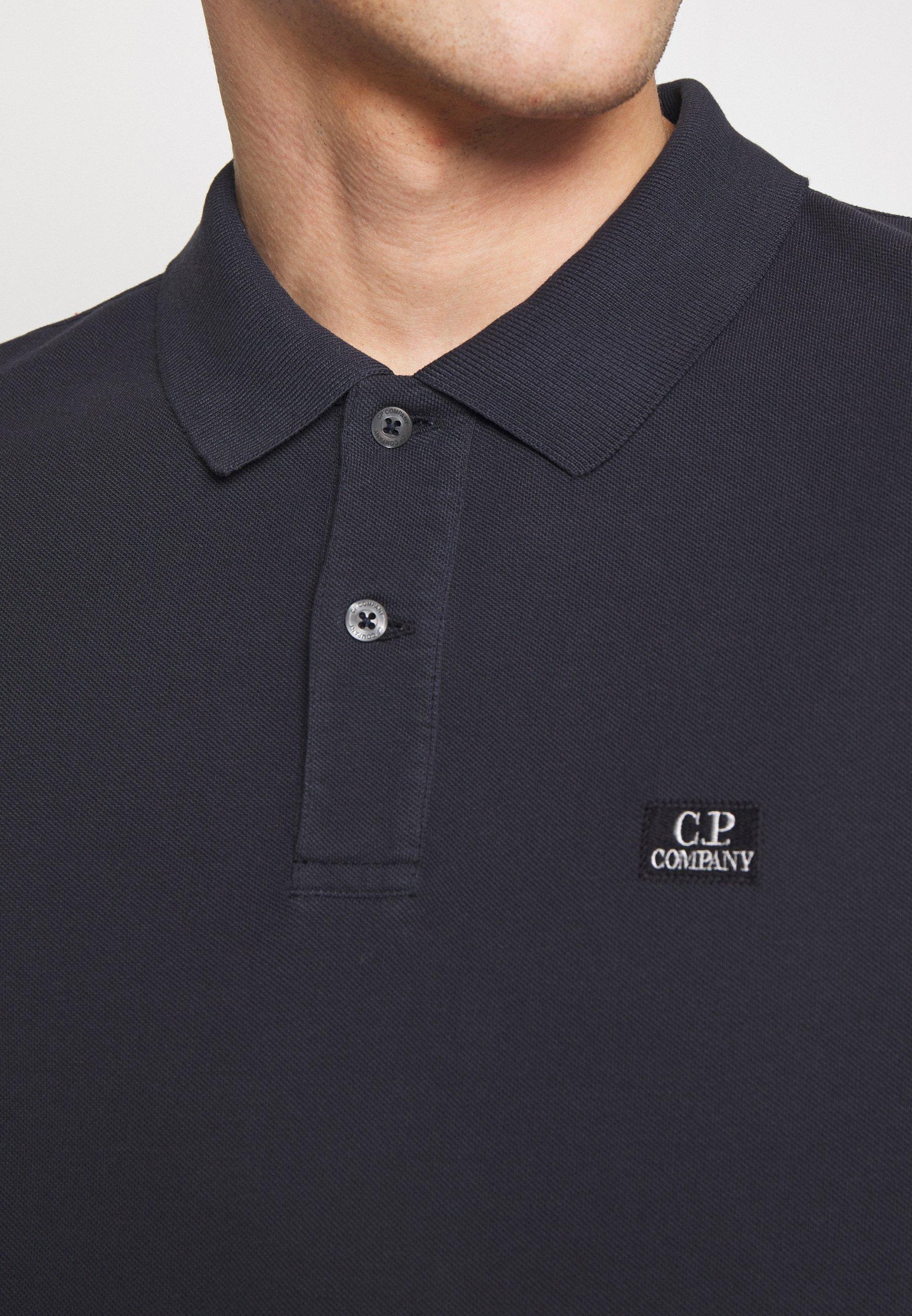 C.p. Company Poloshirt - Navy 7Kp1QYI