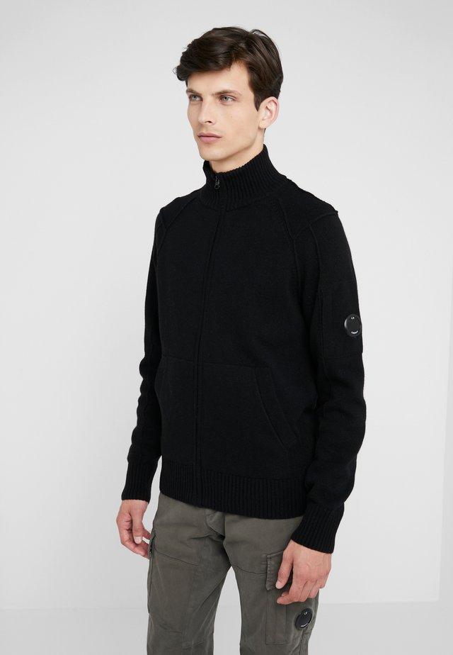 ZIP  - Cardigan - black
